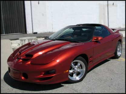 Vfn Corvette Hood