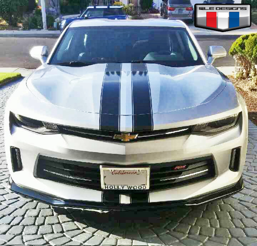 Magg Performance 2016 Camaro Ss Rs Oem Style Front Lip