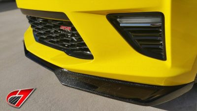 2016-18 Camaro SS RS Front Splitter for cars with Front Lip